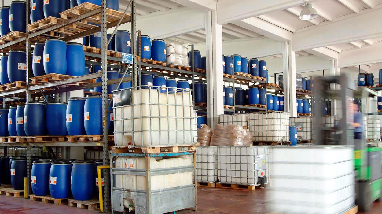 Kimyasalların Güvenli Depolanması Nasıl Sağlanır