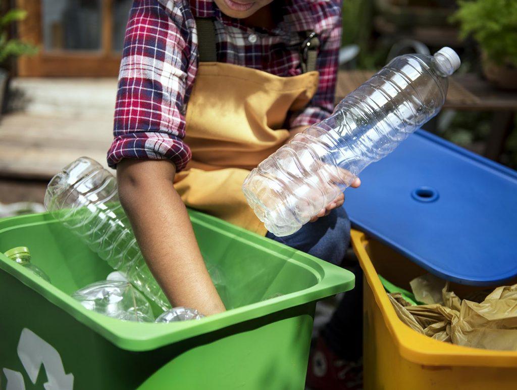 Plastik Atık Toplama ve Ayrıştırma